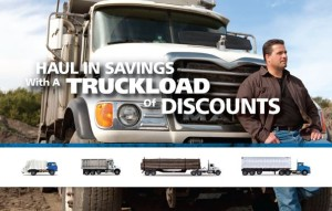 Get insurance for trucking and commercial auto from brokers who know the business.